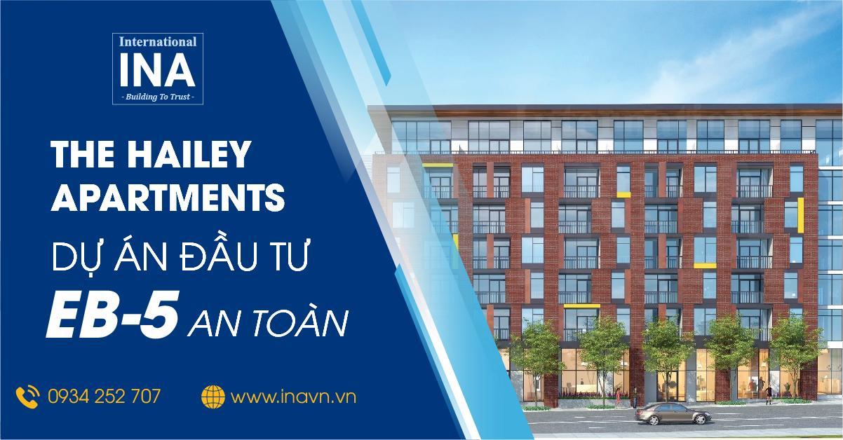 The Hailey Apartments - Dự Án EB-5 An Toàn