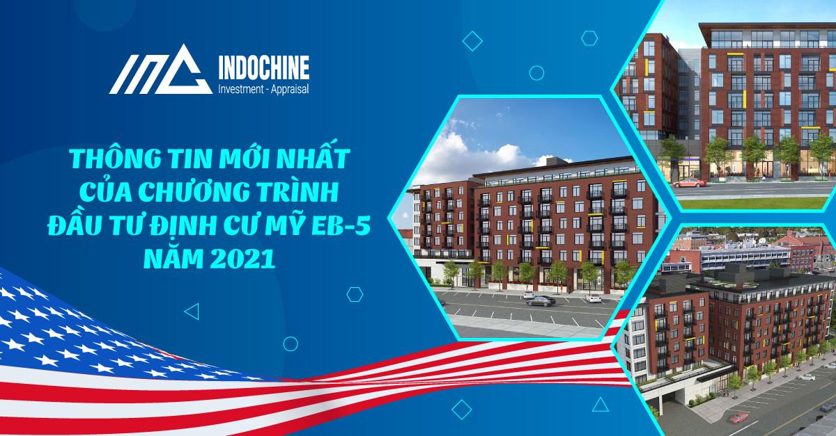 Thông tin mới nhất của chương trình đầu tư định cư Mỹ EB-5 2021
