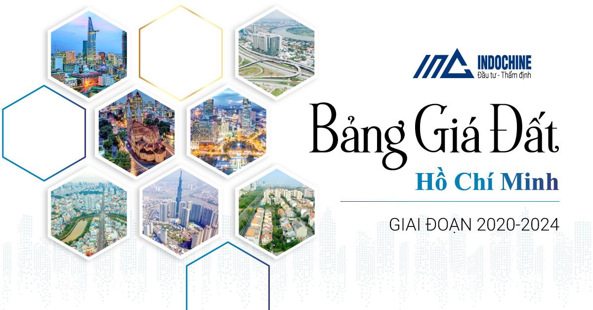 BẢNG GIÁ ĐẤT TP.HCM GIAI ĐOẠN 2020-2024